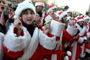 Програма святкових заходів на Новий рік і Різдво