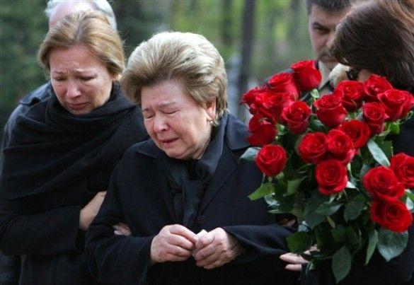 Похорон Єльцина
