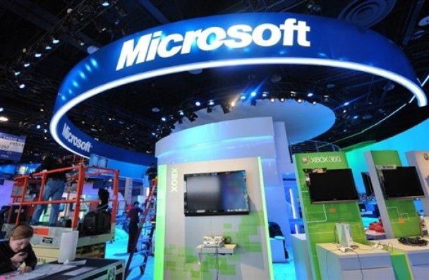"""Microsoft представив комп'ютер-""""таблетку"""" нового покоління"""