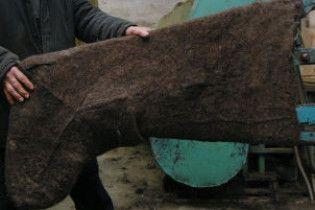 У Росії створено найбільший у світі валянок