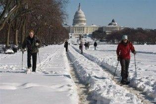 США паралізували аномальні морози