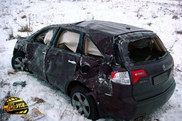 Серйозна аварія не завадила Зіброву провести концерт
