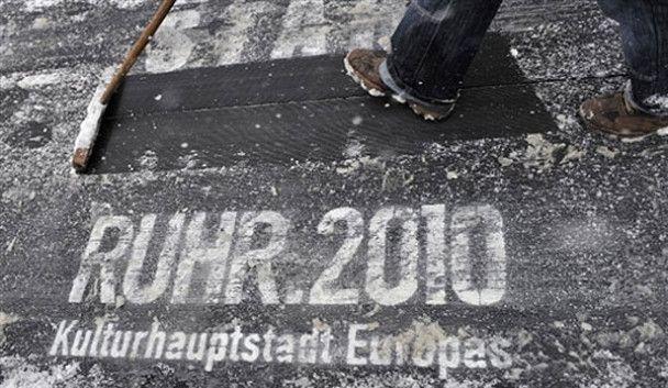 Культурні столиці Європи 2010 року