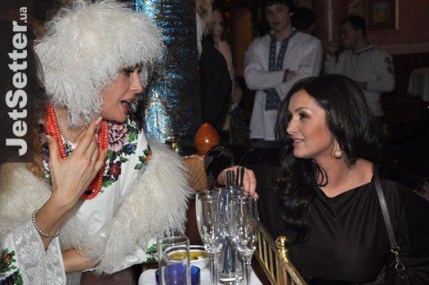 Українські VIP'и відсвяткували Різдво в Альпах