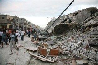 На Гаїті відбувся ще один землетрус