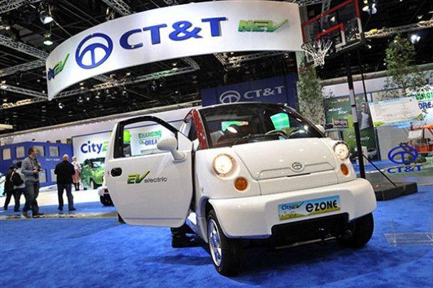 Міжнародний автосалон у Детройті