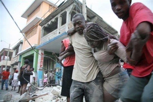 Руйнівний землетрус на Гаїті