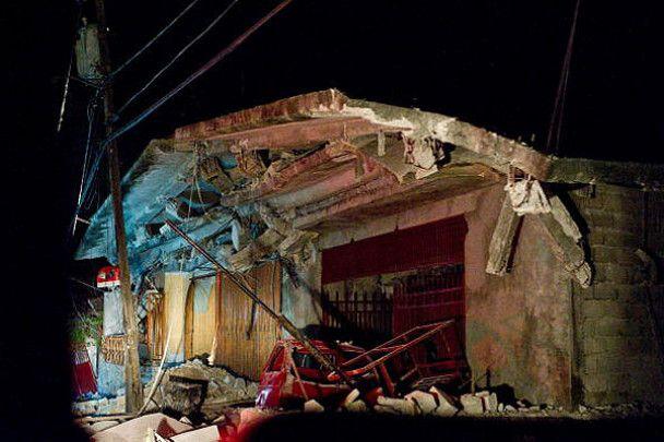 Землетрус на Гаїті: кожен третій будинок зруйновано, тисячі жертв