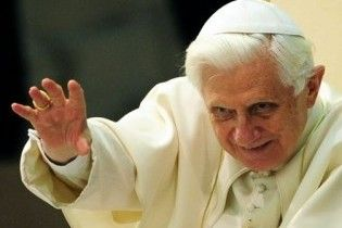 Папа Римський вболіває на чемпіонаті світу за Німеччину
