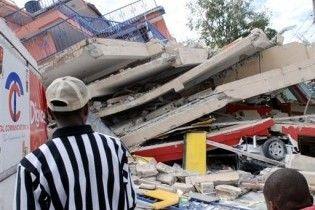 Канадець направив додому SMS з-під завалів на Гаїті
