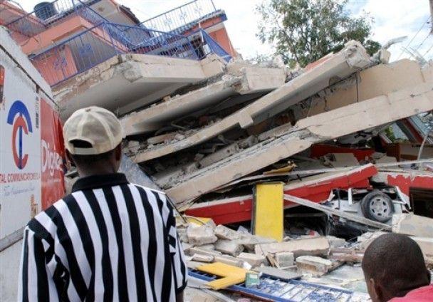Землетрус на Гаїті - найбільше стихійне лихо, з яким стикалася ООН