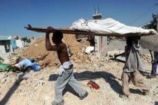 На Гаїті знайдені тіла 9 тисяч загиблих