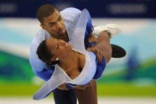На Олімпіаді вперше виступила чорношкіра пара фігуристів