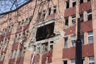 Експерти назвали причину вибуху в луганській лікарні