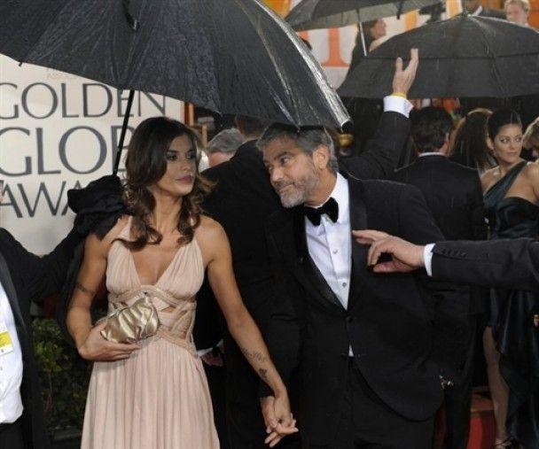 Дівчина Джорджа Клуні намагається завагітніти
