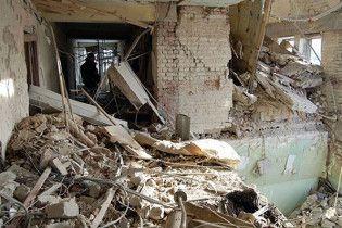 Кількість загиблих внаслідок вибуху в Луганську зросла до 8 людей