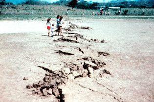 У Гватемалі стався потужний землетрус