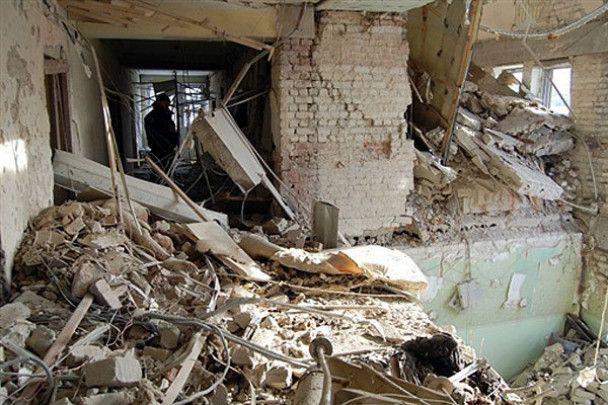 У реанімації луганської лікарні вибухнув не кисень, а балон з газом