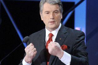 Ющенко приймає результати виборів, але залишається в політиці