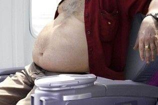 Air France зобов'язала товстунів платити за два місця