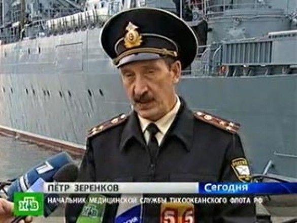 Петро Зеренков
