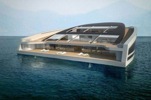 Wally-Hermes Yacht