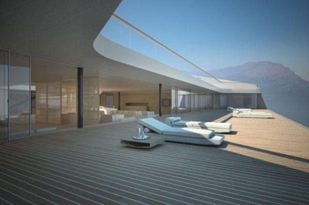 Нова мрія мільярдерів: яхта-острів за 100 мільйонів євро