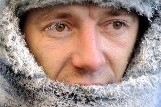 В Україні за два місяці морози вбили понад 400 осіб