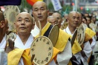 Японські буддисти замість мантр почали читати реп