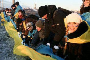 Київ визначив місця святкування Дня соборності
