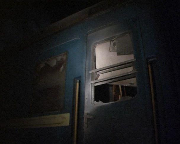 """Газовий балон у потязі """"Чернівці-Київ"""" вибухнув у руках провідника"""