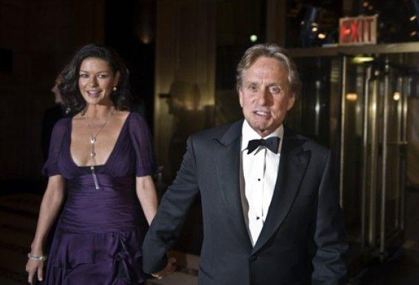 Кетрін Зета-Джонс влаштувала скандал у петербурзькому готелі