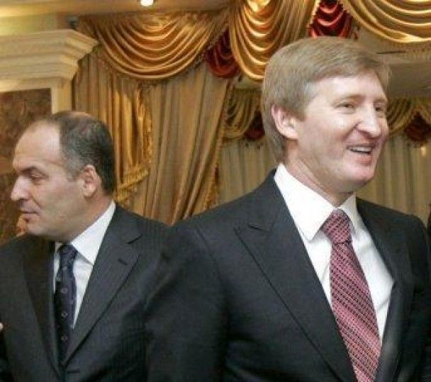 ТОП-10 найбагатших людей України