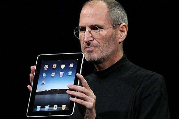 Презентація iPad від Apple