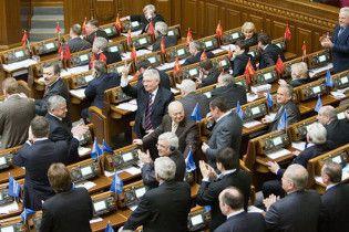Депутати позачергово зберуться в середу для зміни закону про вибори