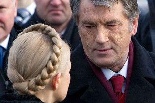 Ющенко блокував переговори Тимошенко з МВФ