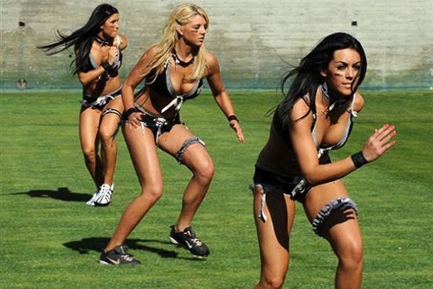 Спокусливий американський футбол