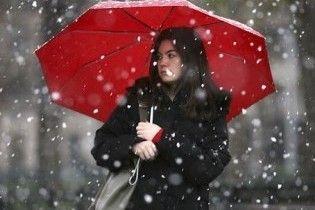 Погода в Україні на понеділок, 1 лютого