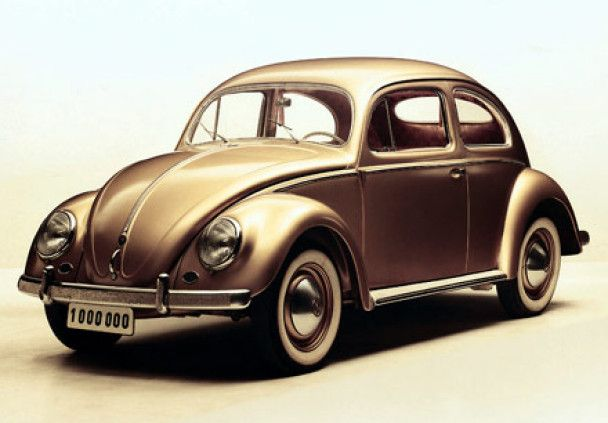 """Volkswagen готує нове покоління культового """"жука"""""""