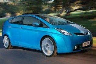 Toyota через проблеми з гальмами відкличе гібридні Prius