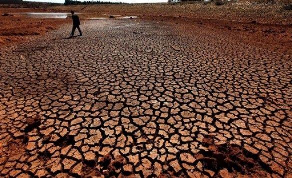 Посуха в Китаї