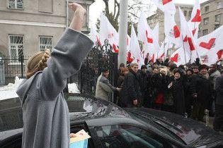БЮТ: про масові заходи говорити поки що зарано