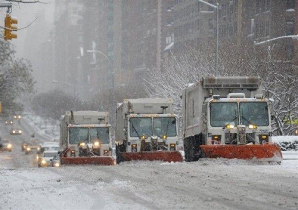 """""""Сніжний Армагеддон"""": зима у США побила 110-річний рекорд"""