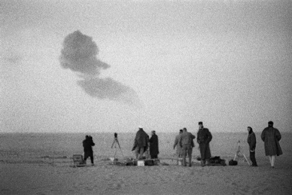 Ядерні випробування у Сахарі
