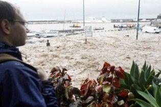 В Португалії оголошений траур по жертвах повені