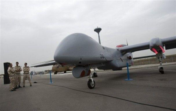 Ізраїль взяв на озброєння новітні безпілотники, здатні розбомбити Іран