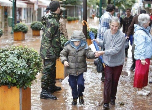 Мадейру затопило: вже більше 40 жертв, сотні постраждалих