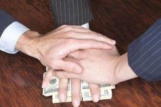В Україні лише один з чотирьох хабарників отримує покарання
