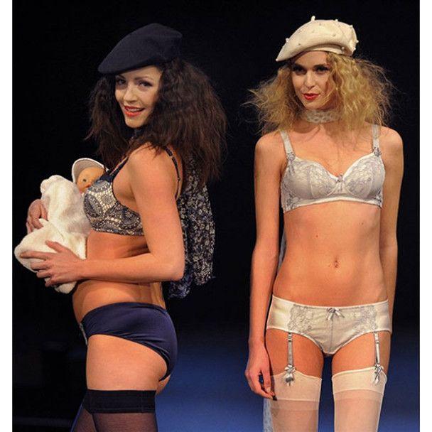 Мода спокушати: показ білизни у Нью-Йорку