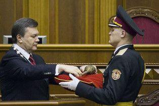 """У Мєдвєдєва інавгурацію Януковича назвали """"знаменною подією для України"""""""